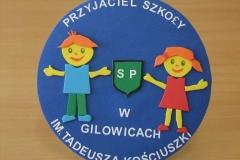 Odznaka Przyjaciel szkoły